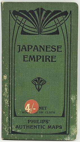 JAPANESE EMPIRE: Map