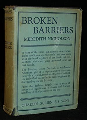 BROKEN BARRIERS: Meredith Nicholson (author)