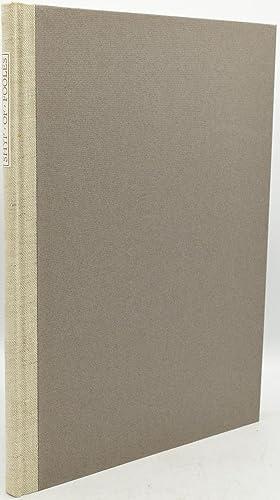 THE SHYP OF FOOLES: Sebastian Brandt; translated