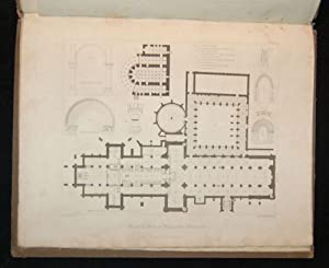 AN ILLUSTRATION OF THE ARCHITECTURE OF THE CATHEDRAL CHURCH OF WORCHESTER: Charles Wild