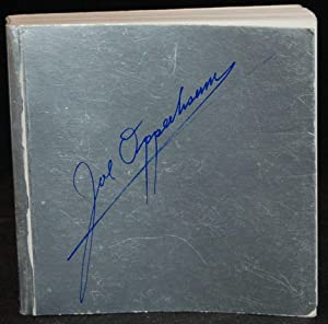 VADEMECUM (Signed): PHOTOGRAPHY] Joe Oppedisano