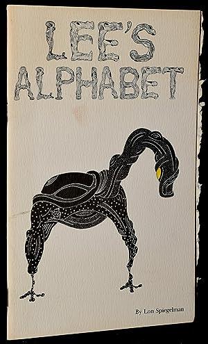 LEE'S ALPHABET. BORN THIS 23rd DAY OF: Lon Spiegelman