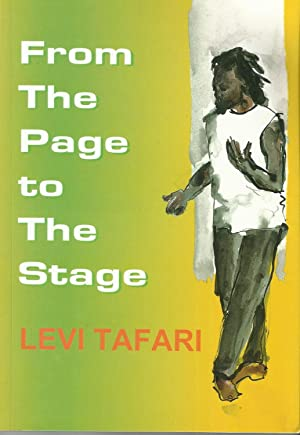 9781902096971 From The Page To The Stage Iberlibro Levi