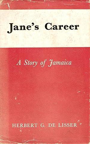 Jane's career: de Lisser, Herbert
