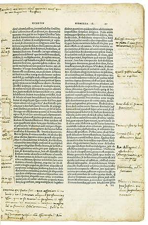 Quae hoc in libro continentur. Origenis in: Origen.