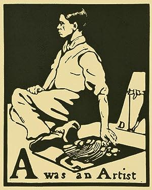 An Alphabet. [with:] CRAIG (Edward) William Nicholson's: Whittington Press.) NICHOLSON