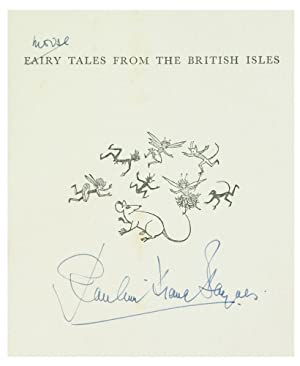 Fairy Tales from the British Isles. Retold by Amabel Williams-Ellis. Illustrated by Pauline Diana...