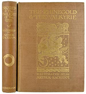 The Rhinegold & the Valkyrie [with:] Siegfried and the Twilight of the Gods [2 Vols.]