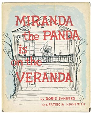 Miranda the Panda is on the Veranda.: Sanders (Doris) and