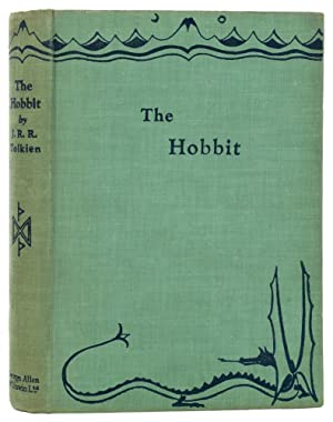The Hobbit or, There and Back Again.: Tolkien (J.R.R.)