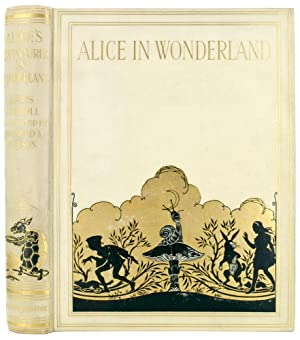Alice's Adventures in Wonderland. Illustrated by Gwynedd M. Hudson.