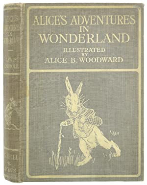 Alice's Adventures in Wonderland. Illustrated by Alice B. Woodward.