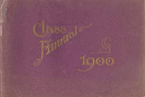 Class Annual 1900: Senior Class of Augustana College