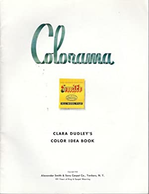 Colorama Clara Dudleys Color Idea Book Alexander Smith