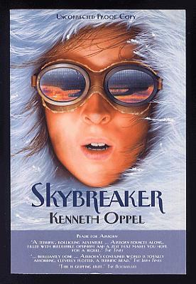 Skybreaker; PROOF: Oppel, Kenneth