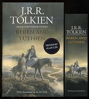 Beren and Lúthien; SIGNED 1st/1st: Tolkien, J.R.R.