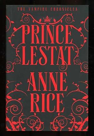 Prince Lestat; SIGNED 1st/1st: Rice, Anne