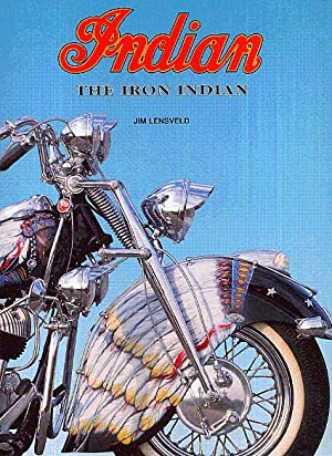Indian: The Iron Indian; 1st/1st: Lensveld, Jim