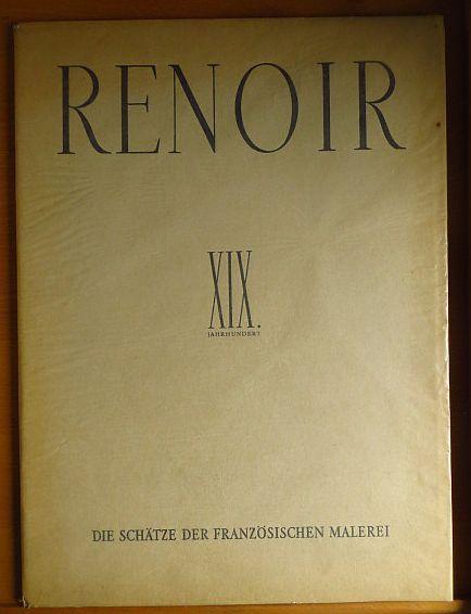 Renoir. Text v. Germain Bazin. [Aus d. Franz. übers. v. Clemens von Thuemen]
