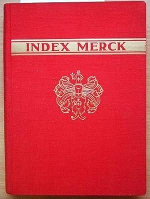 Index Merck. Text in span. Sprache.