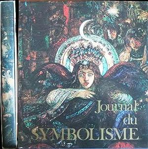 Journal du Symbolisme. Texte von Robert L.: Delevoy, Robert L.: