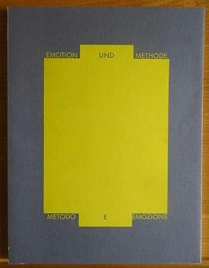 Emotion und Methode : Galerie d. Künstler,: Aricò, Rodolfo [Ill.],