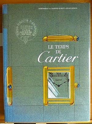 Le temps de Cartier. (Deutsche Ausgabe).: Barracca, Jader, Giampiero
