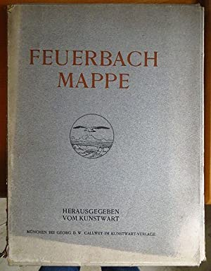 Feuerbach Mappe: Feuerbach, Anselm:
