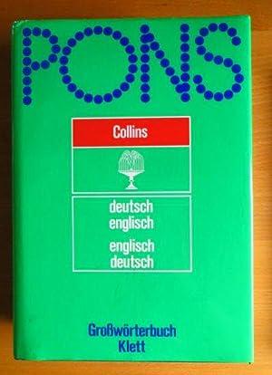Collins Deutsch Englisch Englisch Deutsch Von Pons