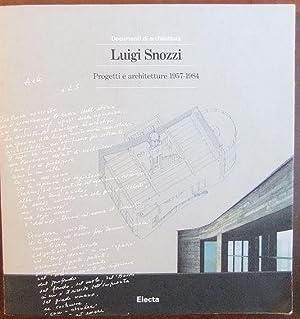 Luigi Snozzi: Progetti e Architetture 1957-1984. Documenti: Frampton, Kenneth und