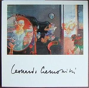 Leonardo Cremonini : [Ausstellung, Kunsthalle Darmstadt, 23.: Cremonini, Leonardo und