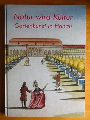 Natur wird Kultur : Gartenkunst in Hanau: Bott, Gerhard und