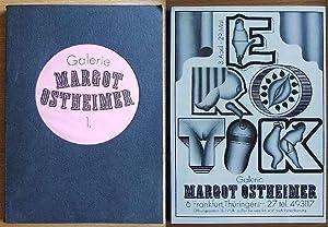 Katalog Nr. 1. Erotic, Ausstellung vom 3. April - 29. Mai 1970.