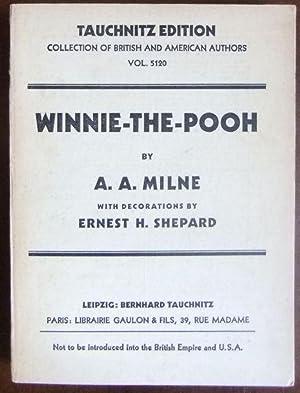 Winnie the Pooh. A. A. Milne. With: Milne, A. A.: