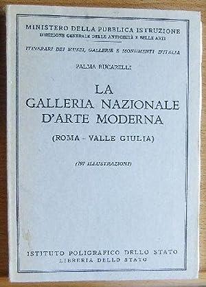 La Galleria Nazionale d'Arte Moderna (Roma -: Bucarelli, Palma: