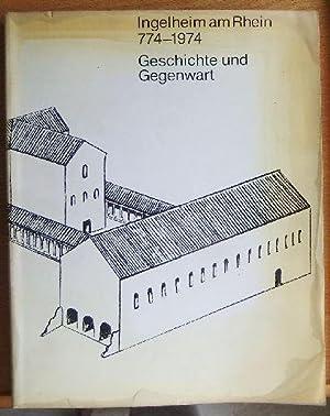 Ingelheim am Rhein : 774 - 1974;: Lachenal, François [Hrsg.]: