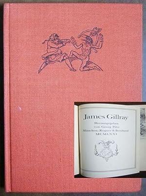 James Gillray. Hg. von Georg Piltz.: Gillray, James: