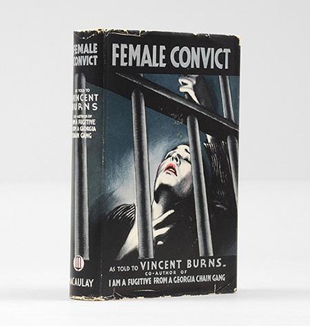 Female Convict.: BURNS, Vincent.