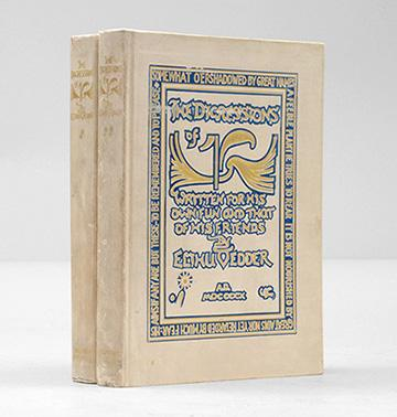 The Digressions of V. Written for his own fun and that of his friends. Containing the quaint ...