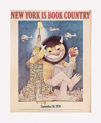 New York is Book Country [original poster.]: SENDAK, Maurice.