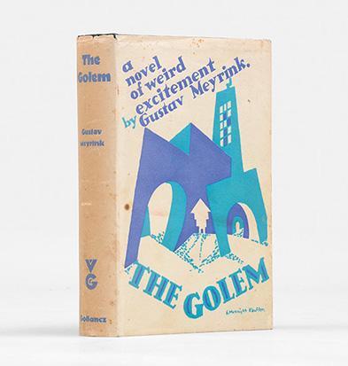The Golem. Translated by Madge Pemberton.: MEYRINK, Gustav.