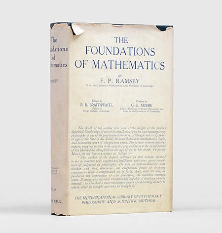 foundations of mathematics and other logical essays [download] ebooks the foundations of mathematics and other logical essays pdf waiting for the list, waiting for someone, or when gong to the bed, you can take this.