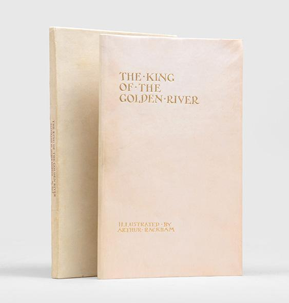 The King of the Golden River.: RACKHAM, Arthur.) RUSKIN,