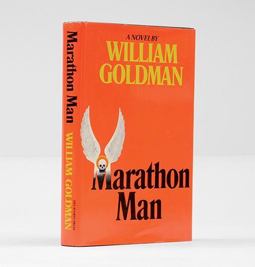 Marathon Man. GOLDMAN, William.