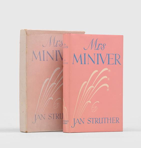 Mrs. Miniver. STRUTHER, Jan.