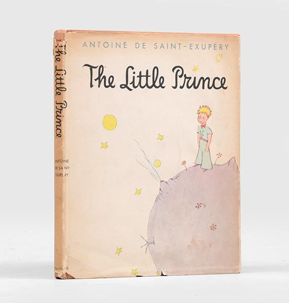Vialibri The Little Prince Translated From The French By Katherine Woods