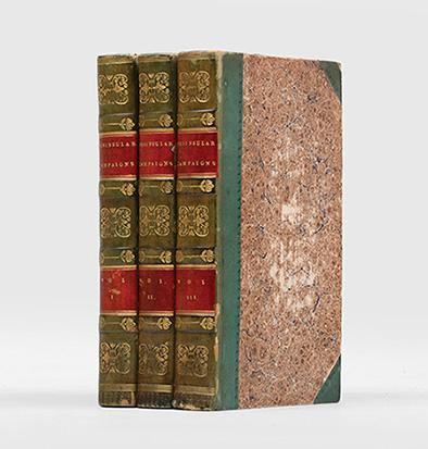 Annals Of The Peninsular Campaigns. By The: HAMILTON, Thomas.]