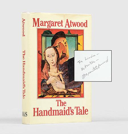 an analysis of margaret atwoods the handmaids tale