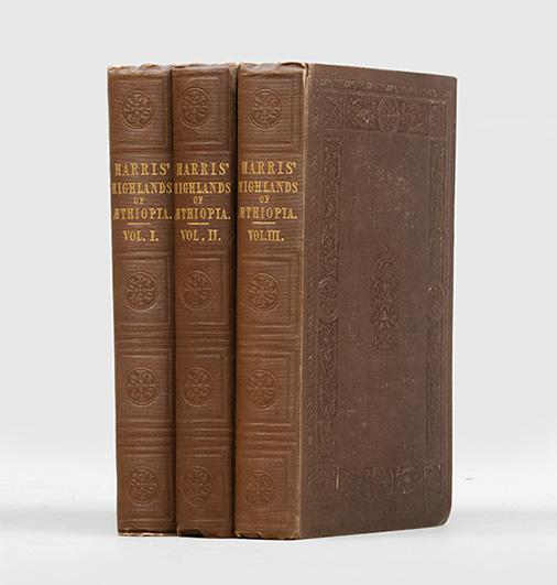 The Highlands of Aethiopia.: HARRIS, William Cornwallis.