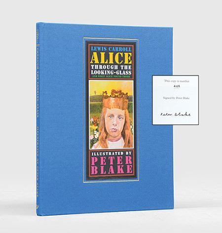 Alice Through the Looking Glass and What: CARROLL, Lewis.